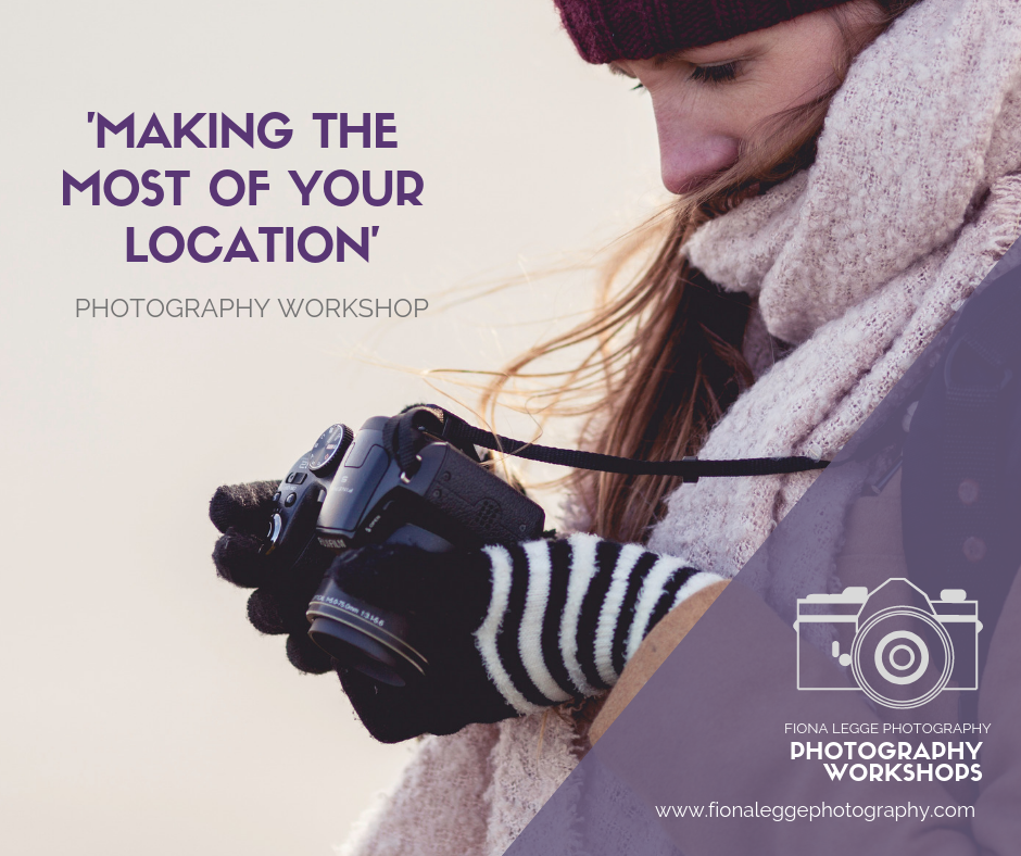 Photography Workshop: Making the most of your location